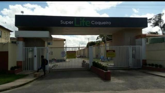 Alugo apartamento Super Life coqueiro - Foto 13