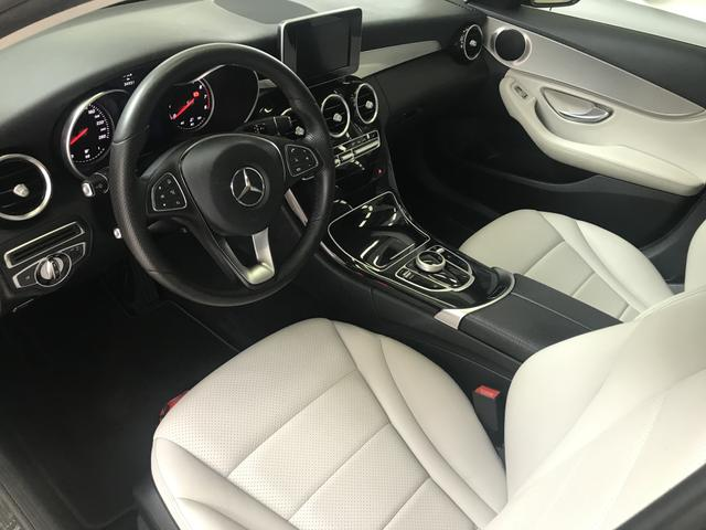 Mercedes-Benz C180 (2016) - Foto 6
