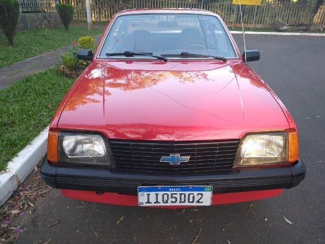 Monza 1984 Stander 1.8 Álcool 5 Marchas Básico - Foto 5