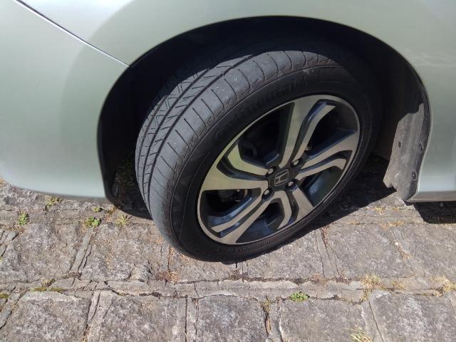 City 2016 EXL 1.5 Sedan - Pra vender!! - Foto 17
