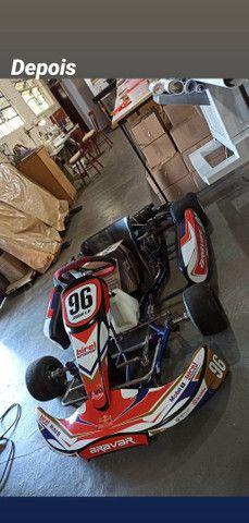 Kart 125cc 2T - Foto 2