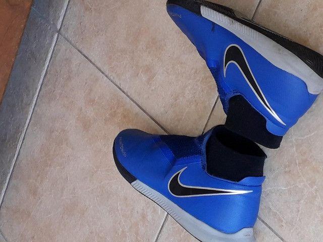 Chuteira Futsal Nike Phanton - Foto 2