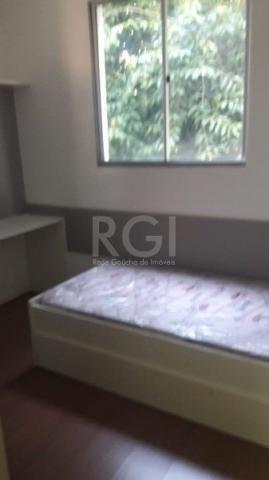 Apartamento à venda com 2 dormitórios em , Porto alegre cod:MI270498 - Foto 9