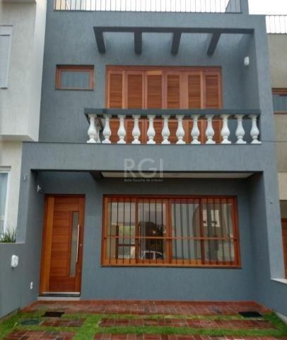 Casa à venda com 3 dormitórios em Guarujá, Porto alegre cod:BT9928 - Foto 10