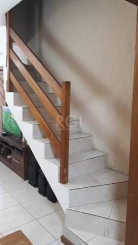 Casa à venda com 3 dormitórios em Nonoai, Porto alegre cod:BT9810 - Foto 4
