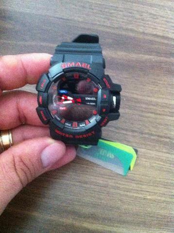 Relógio masculino smael - Foto 5