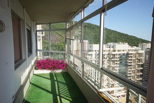 Apartamento Estação São Conrado Metrô na porta 5 minutos Leblon - Foto 19