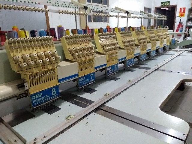 Maquina de bordar computadorizada - Foto 2
