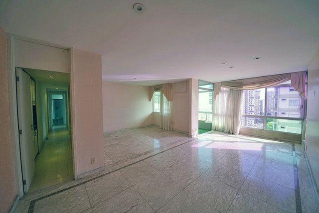Apartamento Estação São Conrado Metrô na porta 5 minutos Leblon - Foto 2