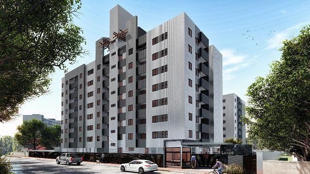 Apartamento à venda, 56 m² por R$ 237.000,00 - Jardim Cidade Universitária - João Pessoa/P