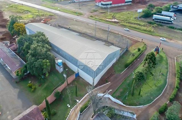 Galpão/depósito/armazém à venda em São cristóvão, Pato branco cod:136849