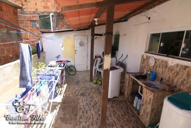 Casa 1º Subsolo Com 3 Quartos Clara e Ventilada (Não Financia) - Foto 16
