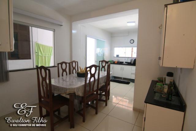 Casa 1º Subsolo Com 3 Quartos Clara e Ventilada (Não Financia) - Foto 10