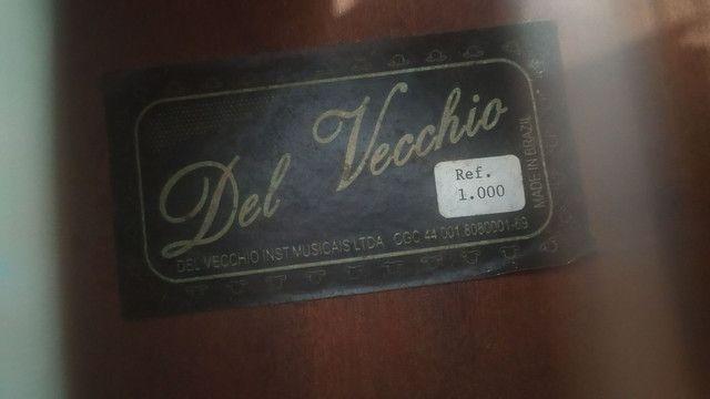 Violão Delvecchio zerado, reguladinho - Foto 4