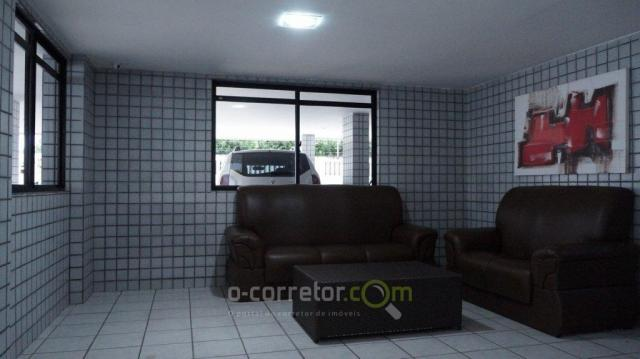 Apartamento com 3 dormitórios à venda, 90 m² por R$ 299.000 - Jardim Oceania - João Pessoa - Foto 9