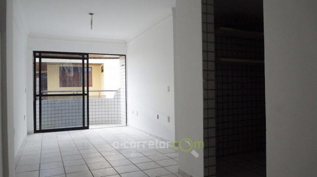 Apartamento com 3 dormitórios à venda, 90 m² por R$ 299.000 - Jardim Oceania - João Pessoa - Foto 15