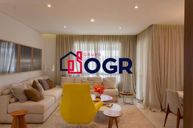 Apartamento com 3 dormitórios à venda, 182 m² por R$ 989.000,00 - Jardim Aquárius - Limeir - Foto 13