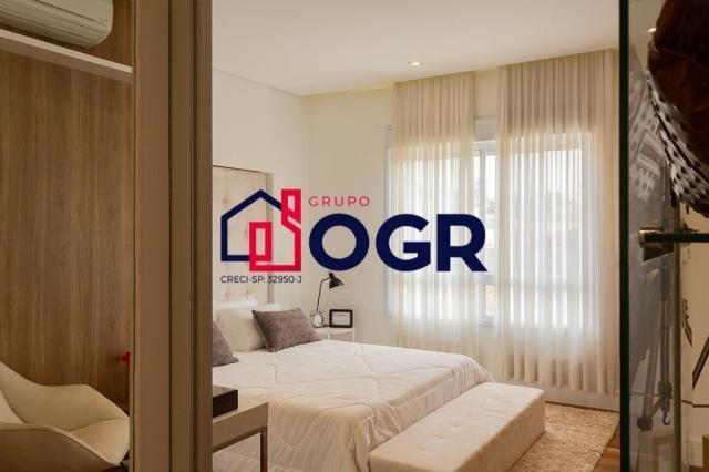 Apartamento com 3 dormitórios à venda, 182 m² por R$ 989.000,00 - Jardim Aquárius - Limeir - Foto 20