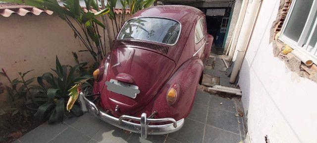 VW Fusca 1968 Reformado - Foto 5