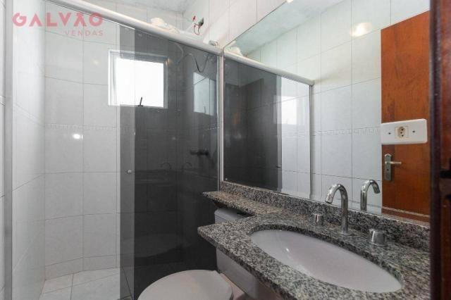 Sobrado com 3 dormitórios à venda, 104 m² por R$ 398.500,00 - Hauer - Curitiba/PR - Foto 18