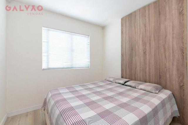 Sobrado com 3 dormitórios à venda, 104 m² por R$ 398.500,00 - Hauer - Curitiba/PR - Foto 15