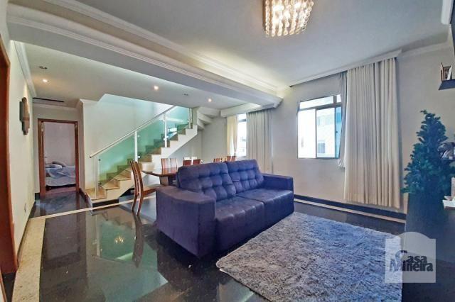 Apartamento à venda com 4 dormitórios em Castelo, Belo horizonte cod:260486 - Foto 3