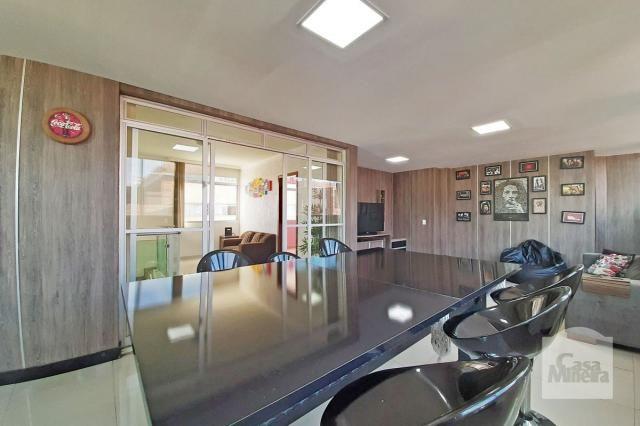 Apartamento à venda com 4 dormitórios em Castelo, Belo horizonte cod:260486 - Foto 2
