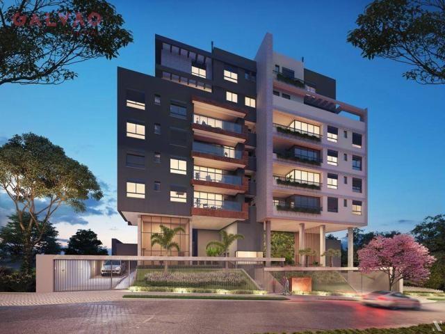 Apartamento com 2 dormitórios à venda, 88 m² por R$ 642.425,79 - Alto da Rua XV - Curitiba - Foto 15