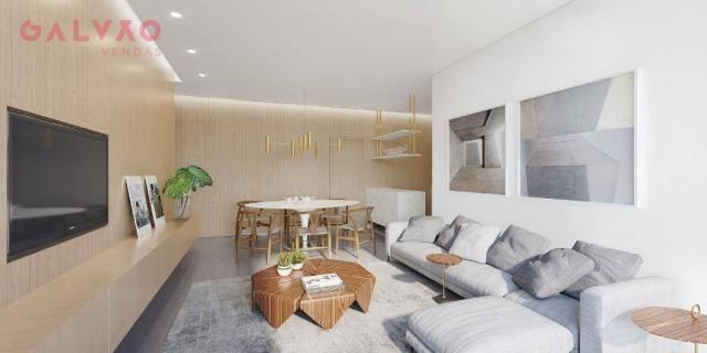 Apartamento com 2 dormitórios à venda, 85 m² por R$ 834.000,00 - Bigorrilho - Curitiba/PR - Foto 10