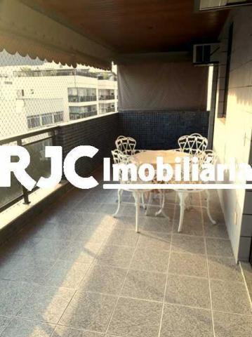 Apartamento à venda com 4 dormitórios em Tijuca, Rio de janeiro cod:MBAP40338 - Foto 5