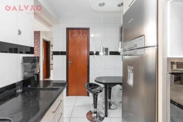 Sobrado com 3 dormitórios à venda, 104 m² por R$ 398.500,00 - Hauer - Curitiba/PR - Foto 9