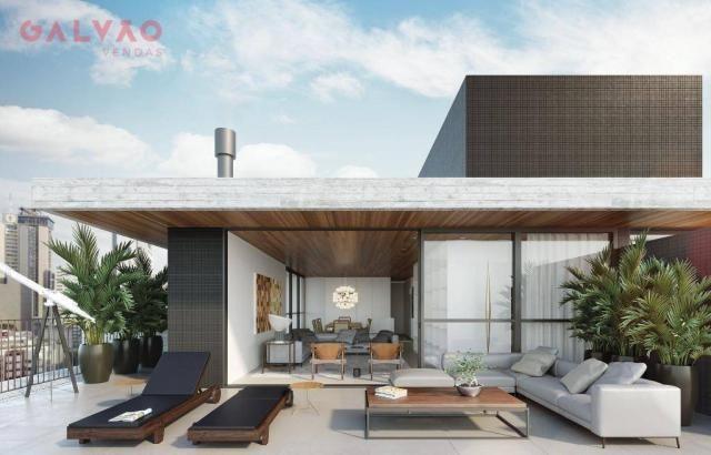 Apartamento com 2 dormitórios à venda, 85 m² por R$ 834.000,00 - Bigorrilho - Curitiba/PR - Foto 11