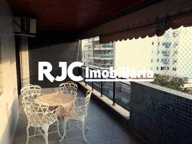 Apartamento à venda com 4 dormitórios em Tijuca, Rio de janeiro cod:MBAP40338 - Foto 10