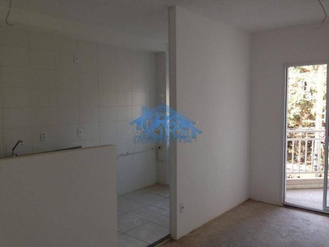 Condomínio Piemont Apartamento com 2 dormitórios à venda, 55 m² por R$ 285.000 - Parque Vi