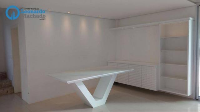 Casa com 5 dormitórios à venda, 320 m² por R$ 1.350.000 - Centro - Eusébio/CE - Foto 9