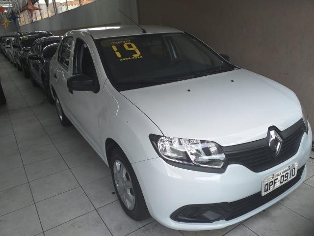 Renault Logan 2019 1.0 12v ath