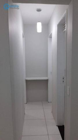 Apartamento com 2 dormitórios à venda, 62 m² por R$ 230.000 - Centro - Fortaleza/CE - Foto 12