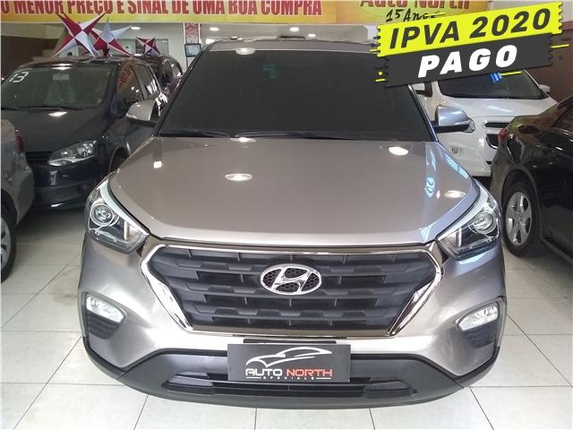 Hyundai Creta 1.6 16v flex 1 million automático