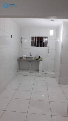 Apartamento com 2 dormitórios à venda, 62 m² por R$ 230.000 - Centro - Fortaleza/CE - Foto 3