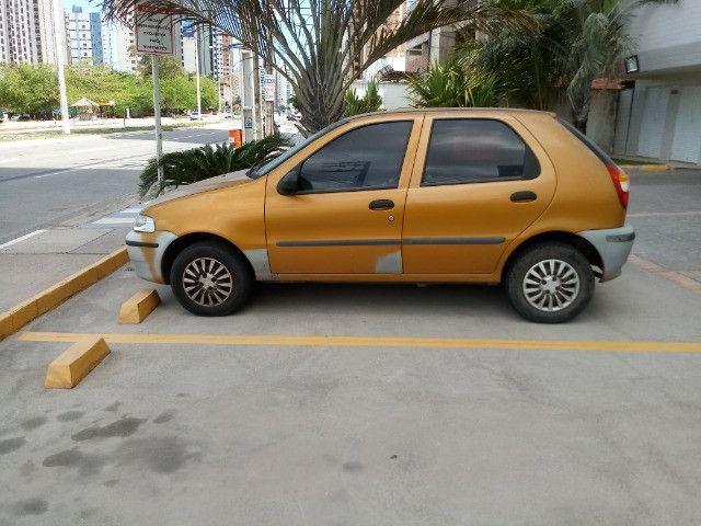Palio EX 4P 2001/2002 Amarelo - Foto 2
