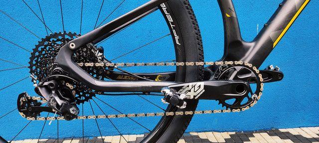 Bicicleta Audax Fs900 X Tam M Impecável !!! - Foto 2