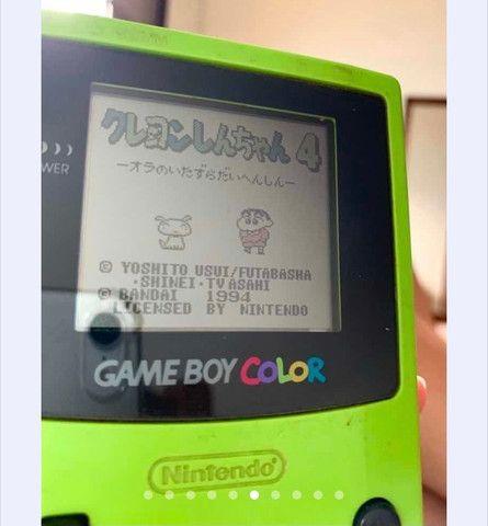 Game boy color kiwi e jogo - Foto 4