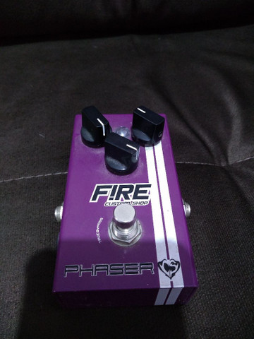 Pedal FIRE CS PHASER