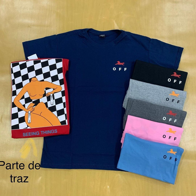 Camisetas diversas marcas - Foto 5