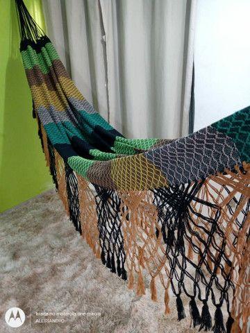 Lindas redes bucho de boi casal - Foto 4