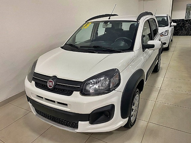 Fiat Uno Way 1.0 2018 - Foto 9