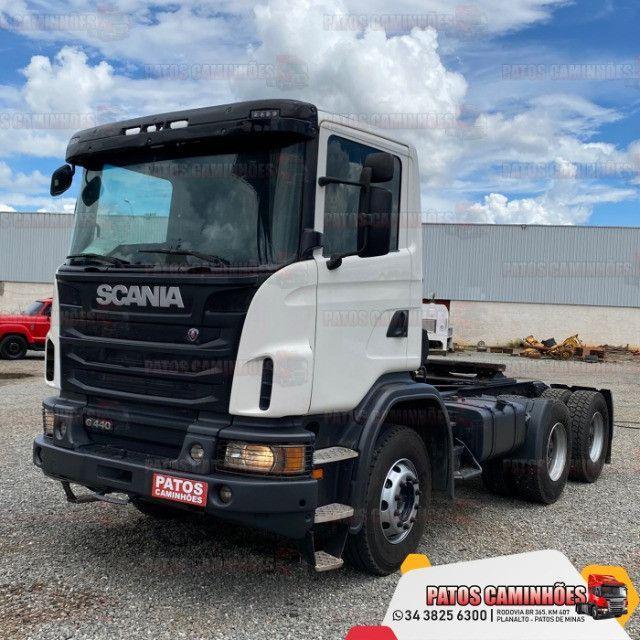 Scania G 440 A 6X4 - Foto 2
