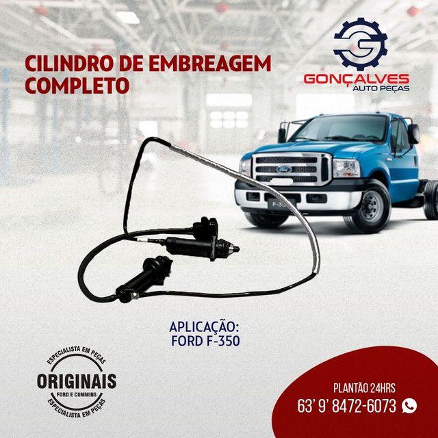 CILINDRO DE EMBREAGEM ORIGINAL FTE F-250/F-350/F-40000
