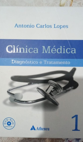 Livros Clínica Médica - Foto 2