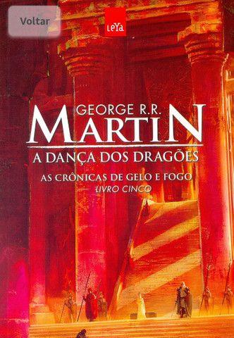 George r r martin livros - Foto 5